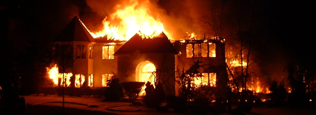 How to Keep a House Fire from Making Your Marriage Go Up In Smoke
