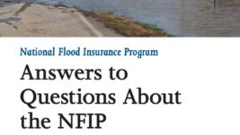 NFIP Flood Insurance FAQ