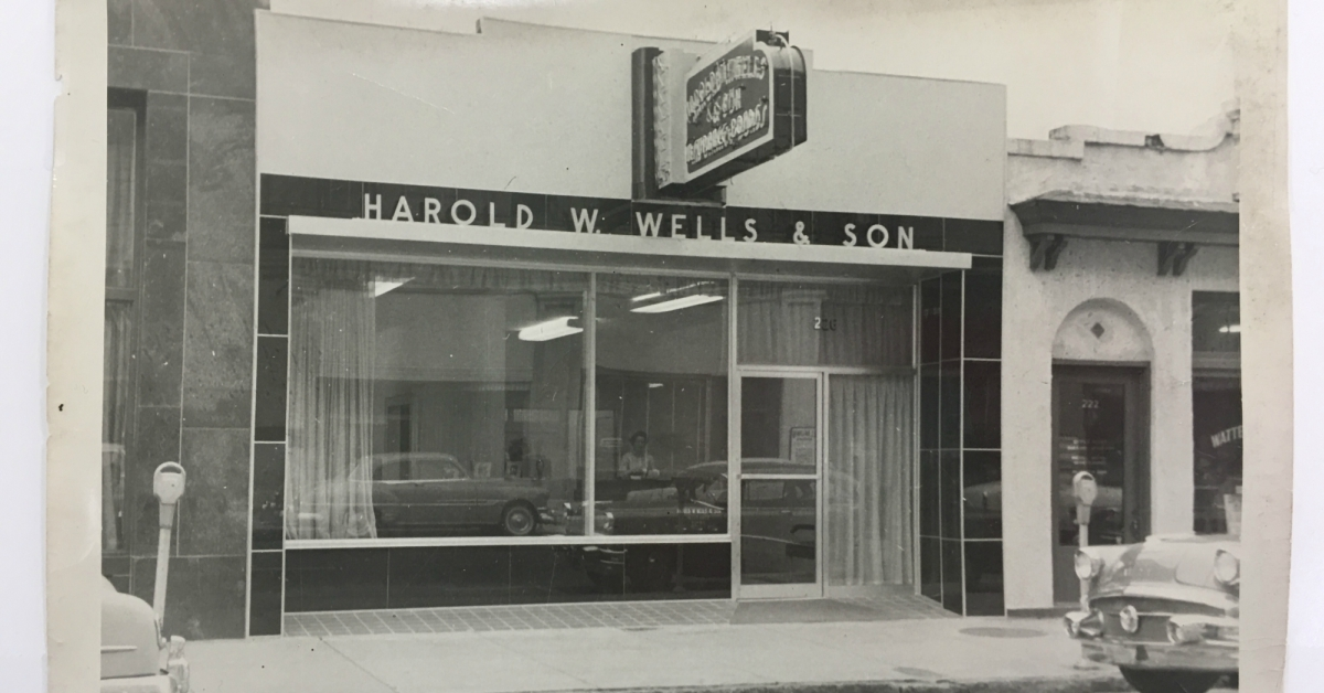 The History of Wells Insurance