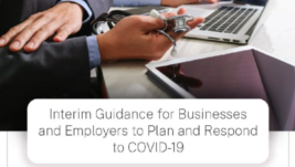 CDC Guidance on COVID-19 for Businesses and Employers