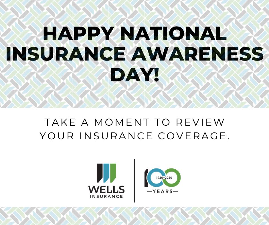 Happy National Insurance Awareness Day!