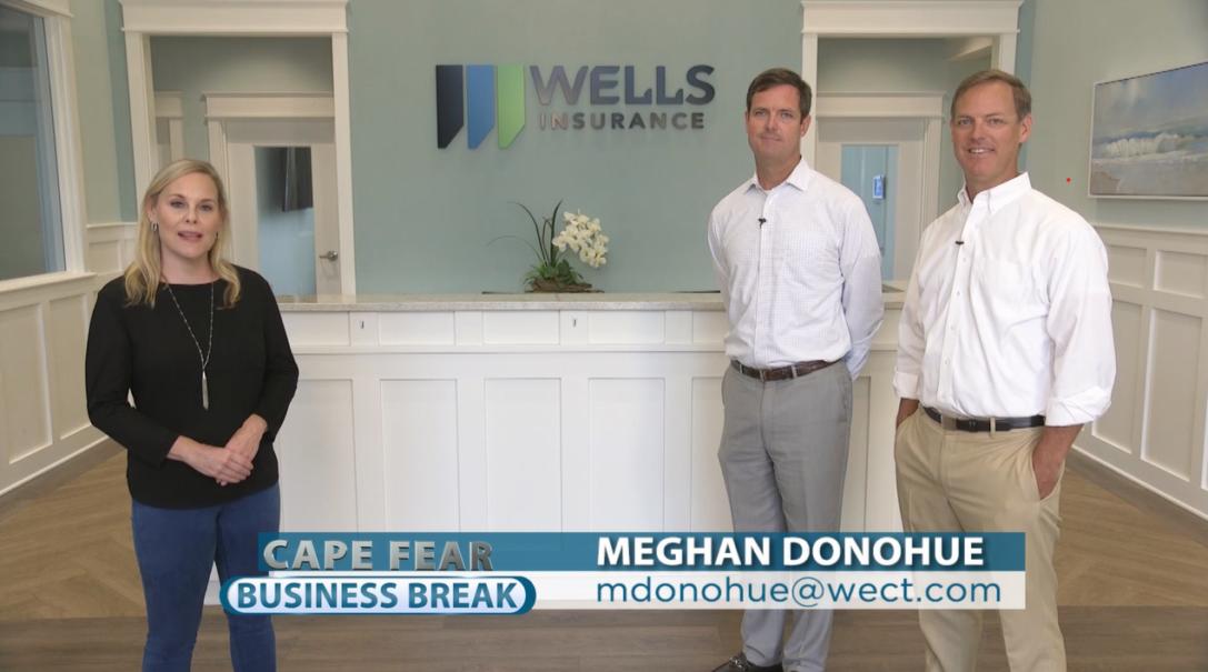 WECT Cape Fear Business Break – Marine Insurance