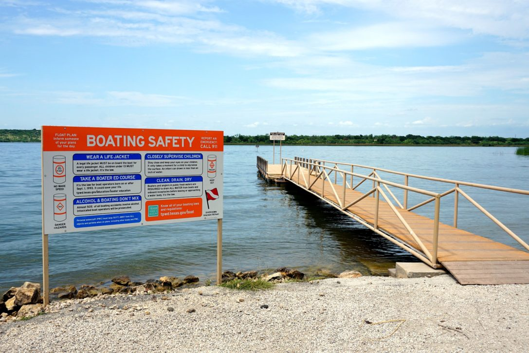 Boating Safety First, Fun Second!