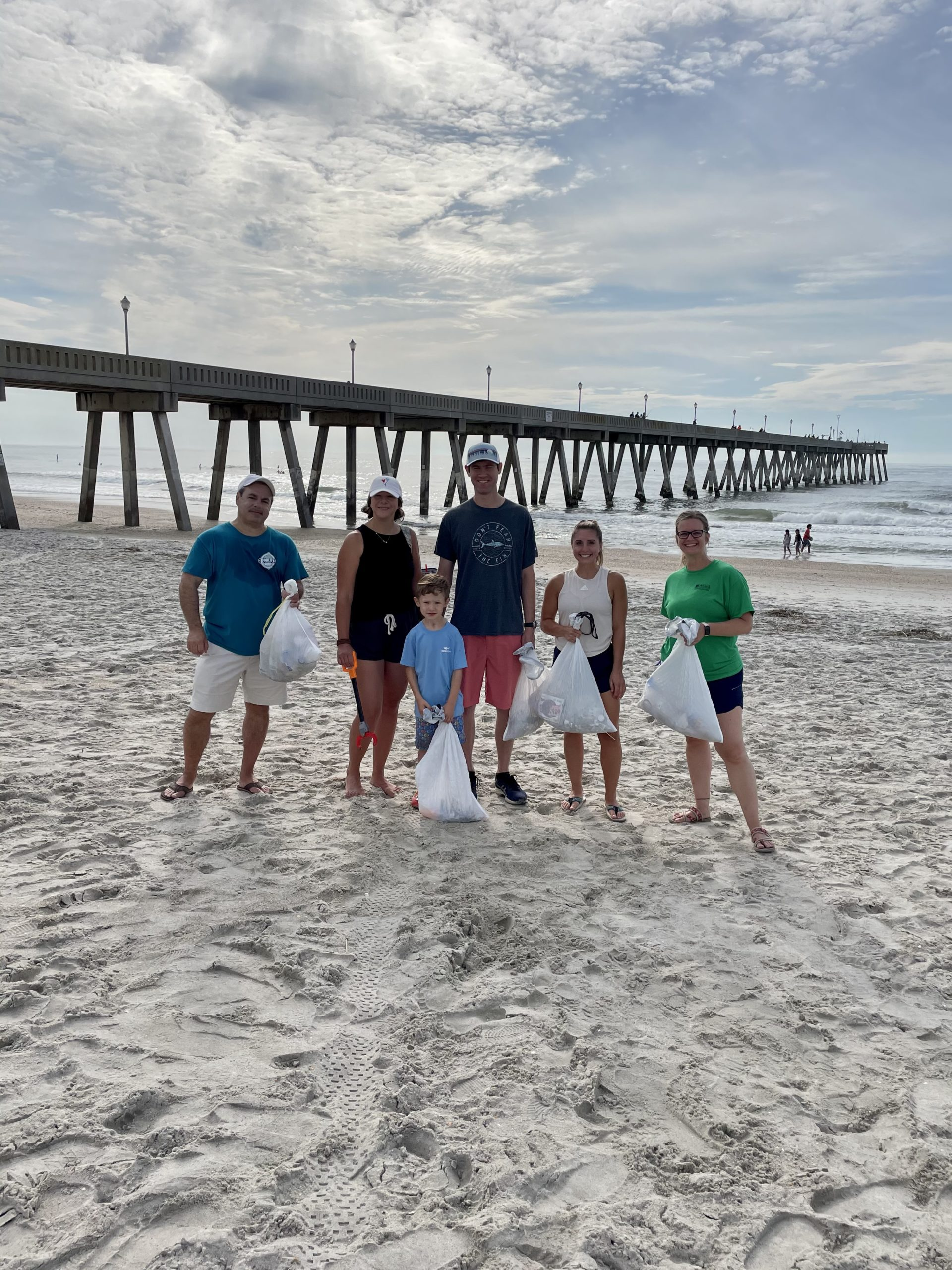 World Environment Day Beach Cleanup 2021
