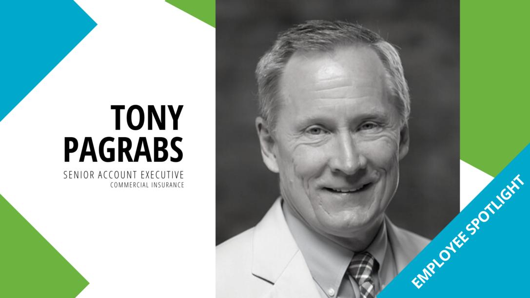 Employee Spotlight – Tony Pagrabs